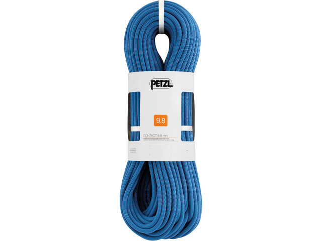 Petzl Contact Rope 9,8mm x 80m, blue